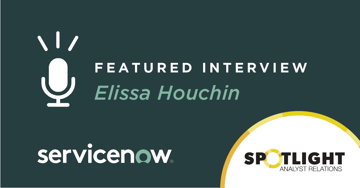 The AR Enterprise At Work: An Interview with ServiceNow's Elissa Houchin